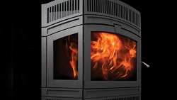 Delta Fusion Fireplace